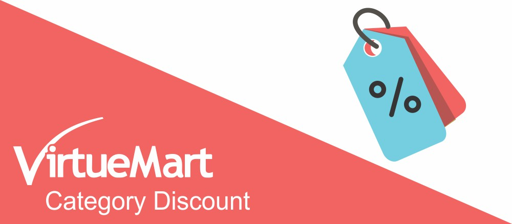 Category Discount For Virtuemart