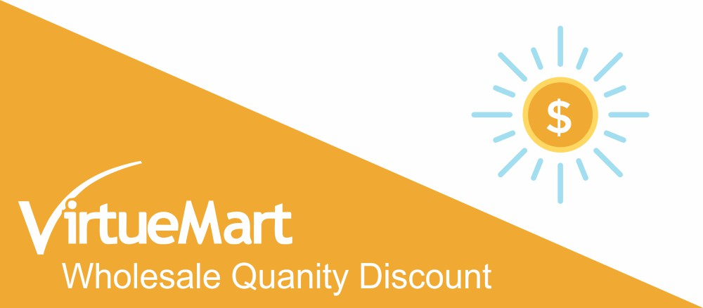 Wholesale Price Discount For Virtuemart